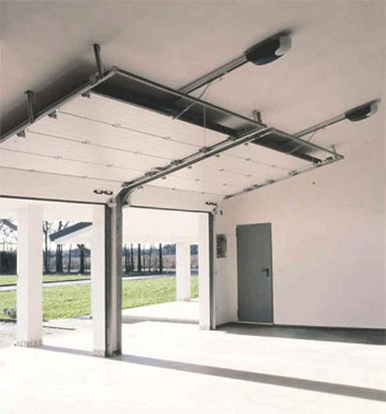 Automatismos para portões de garagem