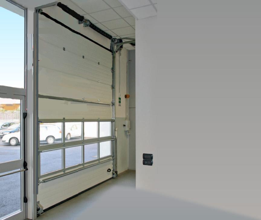 Automatismos para Portas de Enrolar